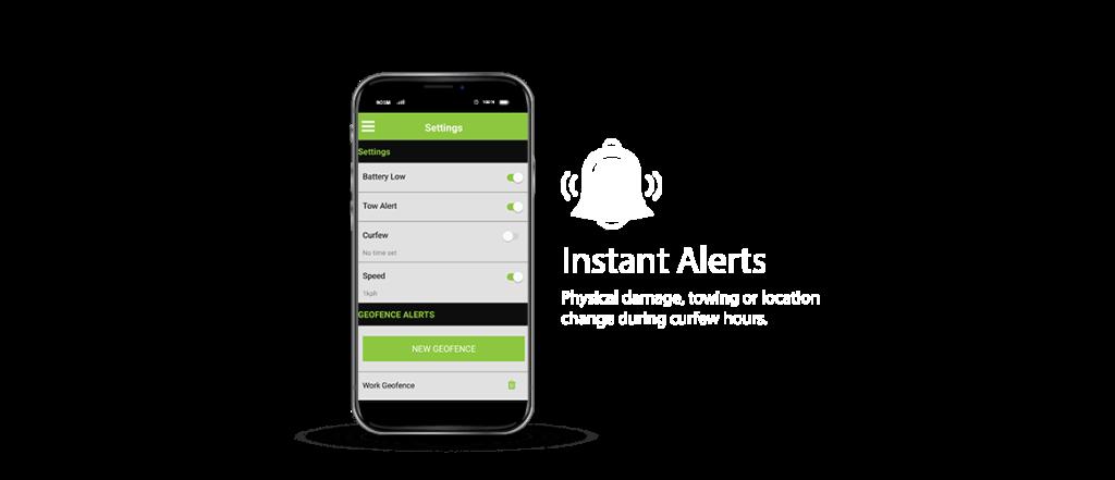 instant alerts