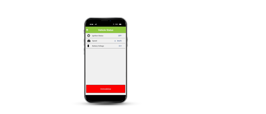 remote immobilization